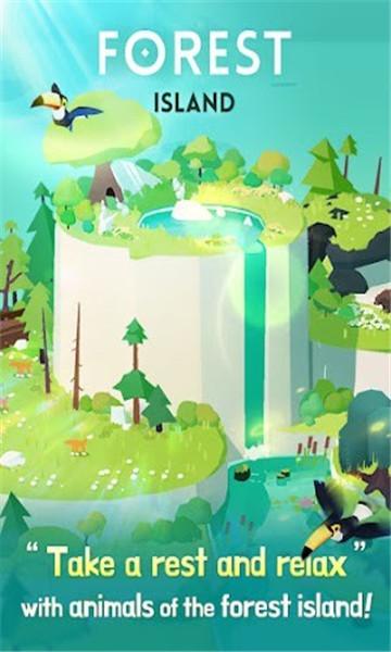 森林小岛安卓版截图0